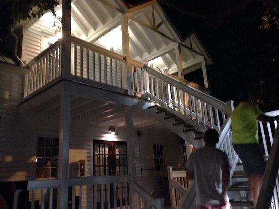 NYAH Key West: Our building.