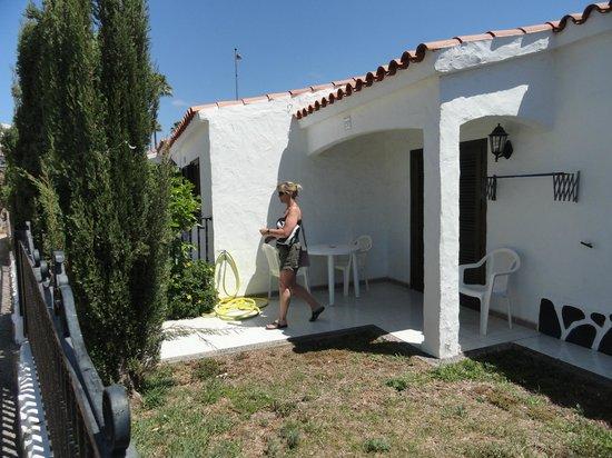 Santa Clara Bungalows: Apartment