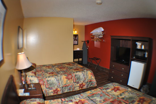 Commodore Resort: Check out our newly remodeled rooms