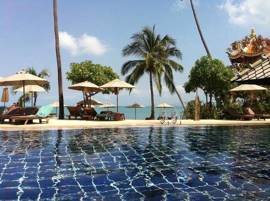 Fair House Villas & Spa : Swimming pool