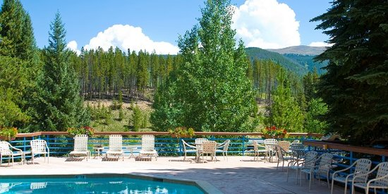 Iron Horse Resort: Pool Side Spring