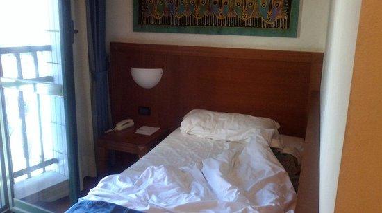 Hotel Raffaello: Vista de la habitación