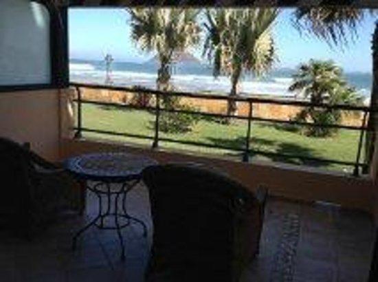 Gran Hotel Atlantis Bahia Real: View from the room