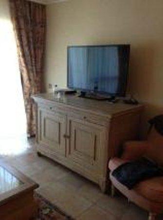 Gran Hotel Atlantis Bahia Real: Sitting Area