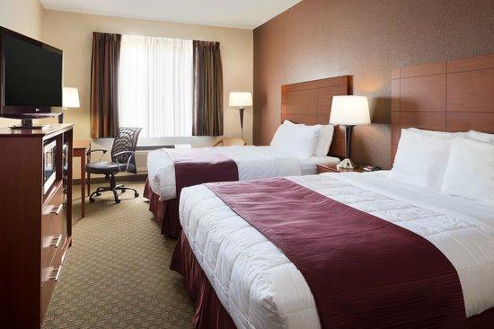 Quality Inn : 2 Queen Room