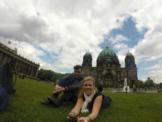 Berlin Cathedral: cathedral
