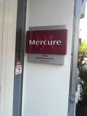 Hotel Mercure Wien Westbahnhof: 4☆Hotel?!