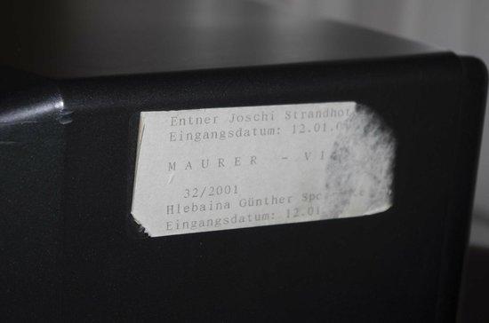 Strandhotel Entner: Entner TV dated 2001
