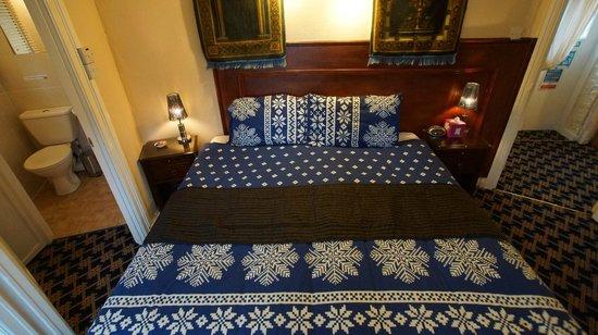 Ye Olde Coach House: Room_1 Super king bed