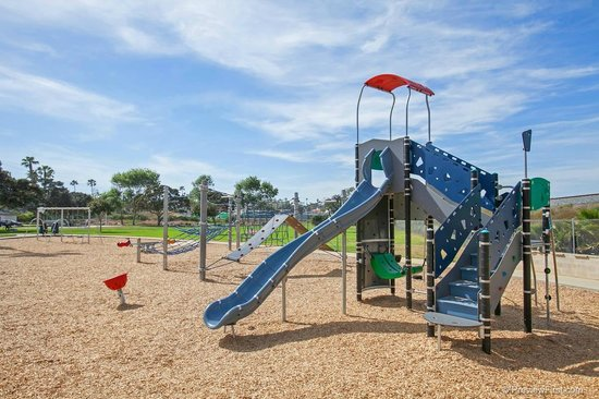 Paradise by the Sea Beach RV Resort: Brand New Playground for All Ages