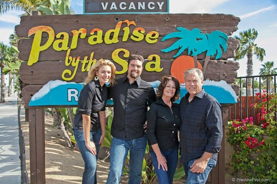 Paradise by the Sea Beach RV Resort: Owned and Operated by the Sampson Family
