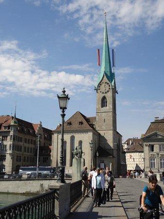 Church of Our Lady (Fraumunster): Fraumunster