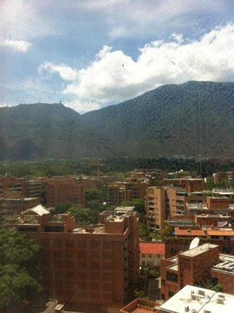 Embassy Suites by Hilton Caracas: Vista desde la Habitación piso 15