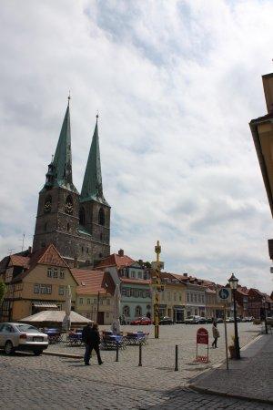 Altstadt Quedlinburg: Nikolaikirche