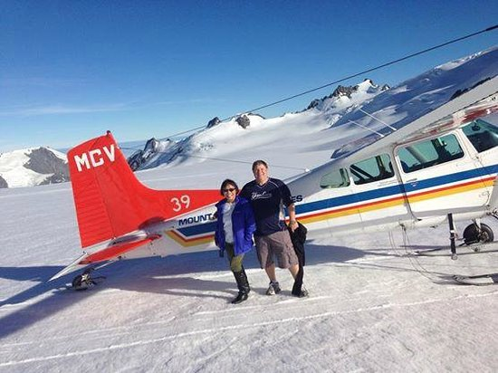 Mount Cook Ski Planes & Helicopters: Our ski plane