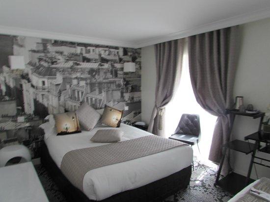 Hotel Ascot Opera : Quad Room