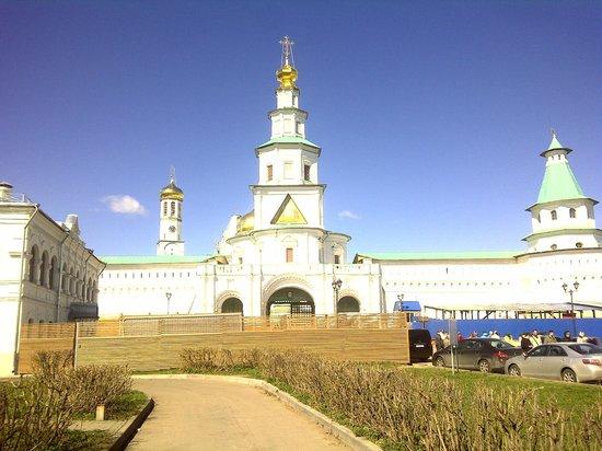 New Jerusalem Monastery of Resurrection: Реставрация продолжается