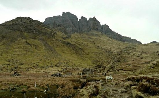 The Old Man of Storr: The Hike to the Top