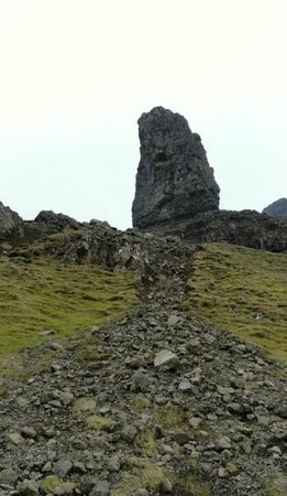 The Old Man of Storr: The Man of the Hour