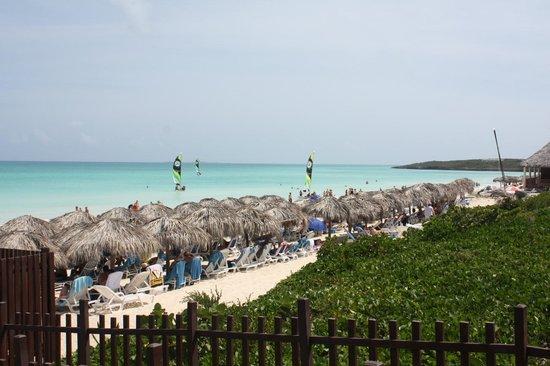 Hotel Cayo Santa Maria : magnifique plage ...