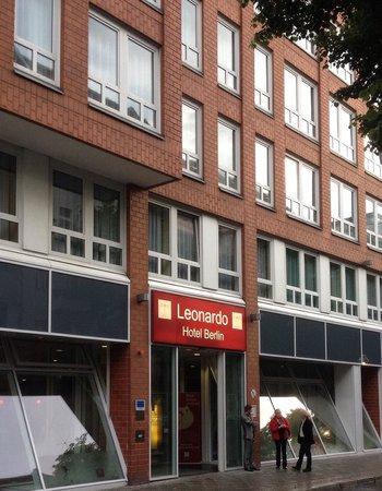 Leonardo Hotel Berlin: Hotelansicht