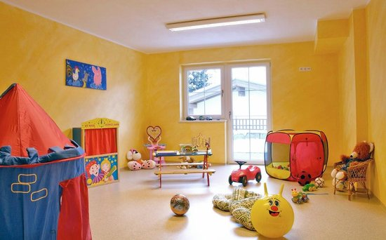 Chalet Lena: Kinderspielraum