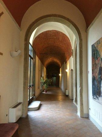 Relais Della Rovere: Corridoio