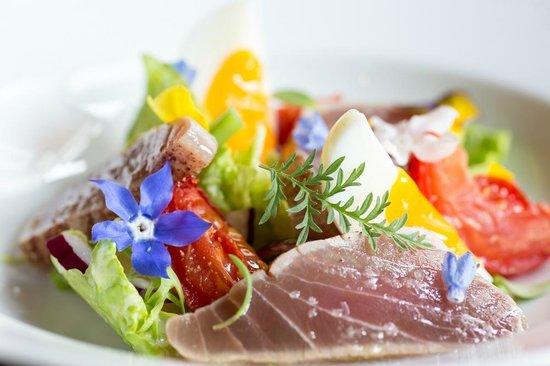 Maxime: Salade Nicoise