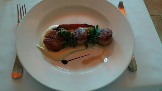 Mereday's Fine Dining: Extra Large Diver Scallops