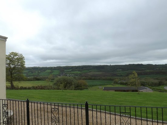 Odle Farm Holiday Cottages: View from Cottage