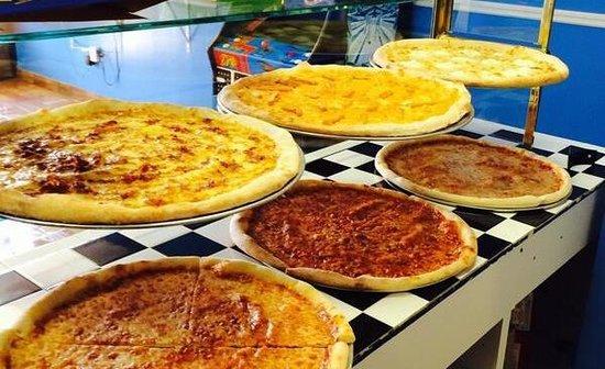 Venus Pizzeria : pizza