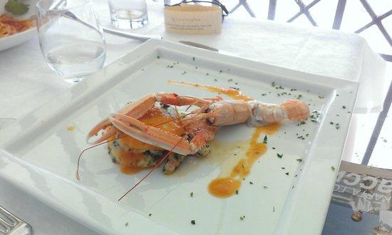 Restaurant La Prua: закуска