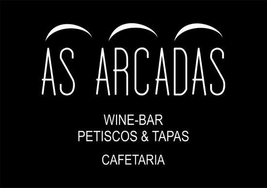 As Arcadas : logotipo