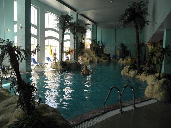 Vila Gale Cerro Alagoa: Indoor Pool