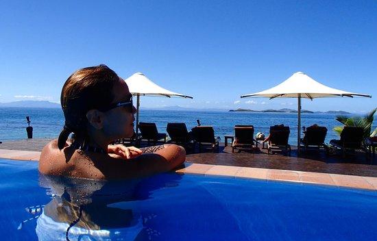 Matamanoa Island Resort: View from the look
