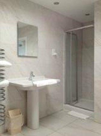 Astley Bank Hotel: The bathroom