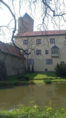 Hotel und Spa Wasserschloss Westerburg: Schlossgebäude