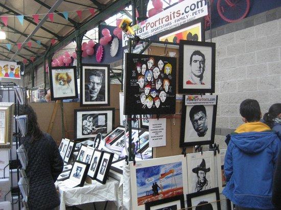 St. George's Market: Portraits