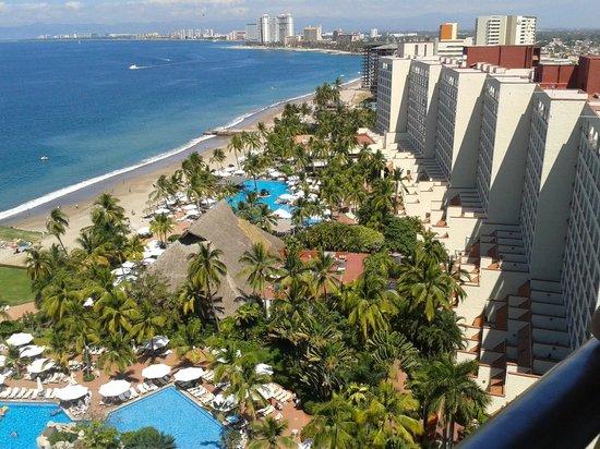 Sheraton Buganvilias Resort & Convention Center: hermosa vista