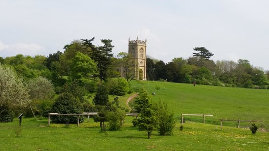 The Church at Croome