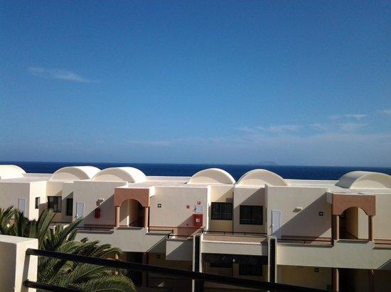 Royal Monica : vue de la terrasse