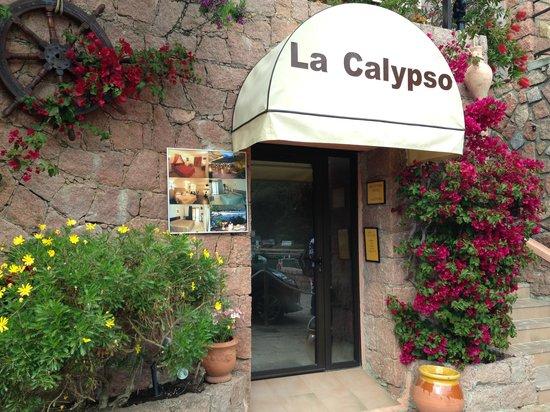 Hotel La Calypso: Entrée de l'hotel