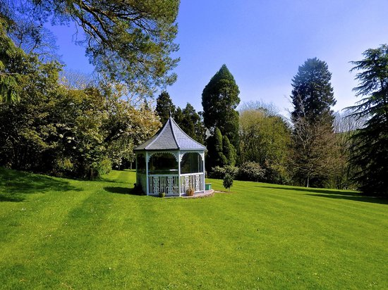 Northcote Manor Country House Hotel: In the garden...