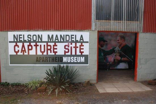 Nelson Mandela Capture Site : Museum