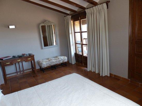 Villa de Alquezar: chambre 12
