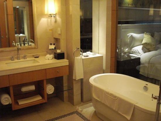 Zhongmao Haiyue Hotel : bathroom