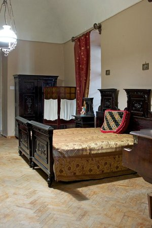 Uzhhorod Castle. Transcarpathian Regional History Museum