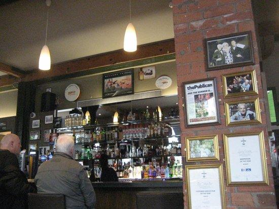 Kitchen Bar: Bar