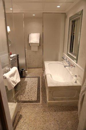 Hotel Danieli, A Luxury Collection Hotel : Salle de bain-douche