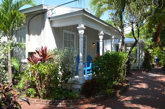 Lighthouse Court Hotel in Key West: Lighthouse Court, Bungalow